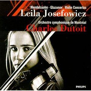 Leila Violin Concertos