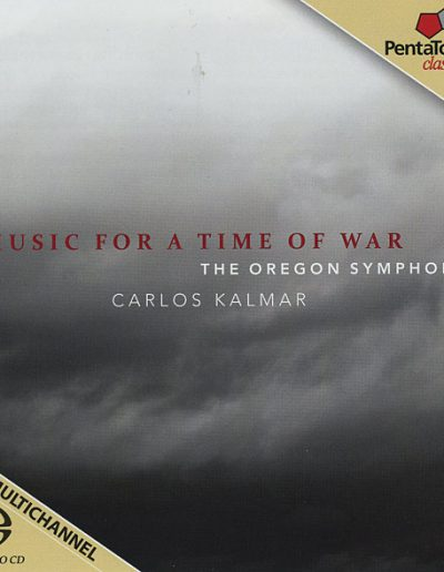 Oregon Time of War