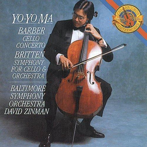YoYo Cello Concertos