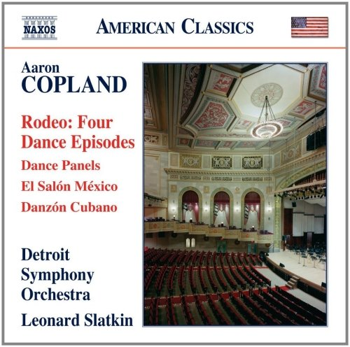 Detroit Symphony Orchestra: Copland