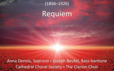 Leonard Slatkin interview for the Grammy-nominated Kastalsky: Requiem album