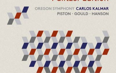 "MusicWeb Review: Oregon Symphony's ""Aspects of America: Pulitzer Edition"""