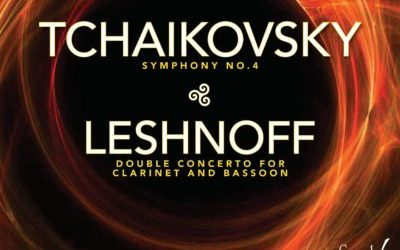 HR Audio 5-Star Review for Pittsburgh Symphony's Tchaikovsky & Leshnoff Recording